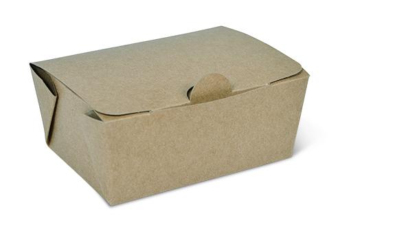 L036S0010_X Small Take Away Box_Brown_sml