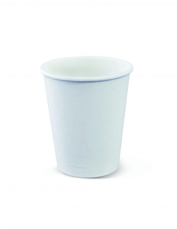 R350S0001_8oz single wall hot cup_white