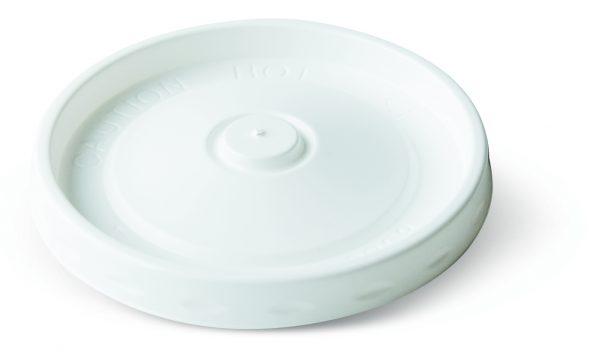 V271S0001 Uni-Cup Lid White